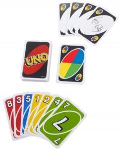 Fazendo Jogo de cartas UNO